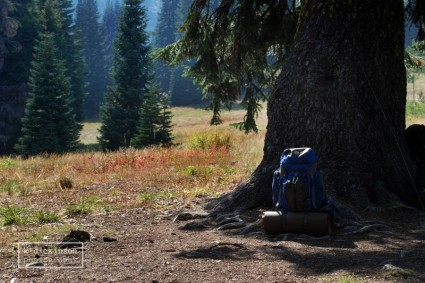 My Backpack, Marble Mountain Wilderness
