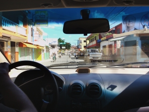 Driving in DR