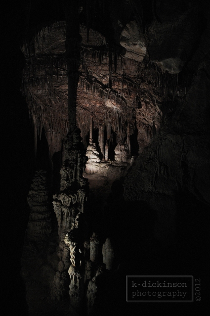 In Lehman Caves