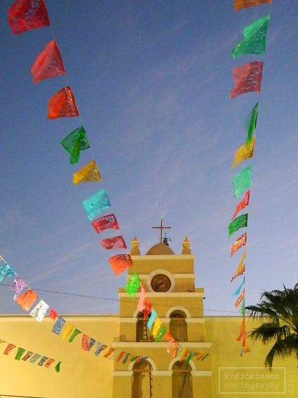 Church in Todos Santos