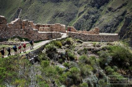 Inca Trail Day 1. November 2010. Nikon D80 with 18-135 lens.