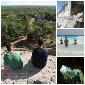 2014-04-02 Cancun Collage