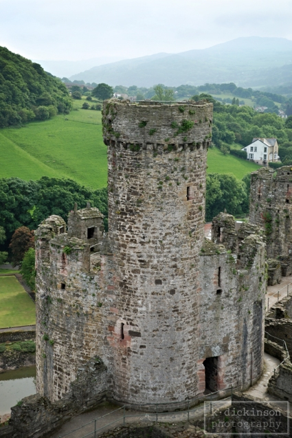 2014-06-25 Conwy Tower
