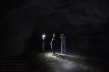 Subway Caves Lava Tubes - Lassen National Forest.