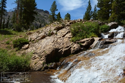 Sonora Pass Waterfall