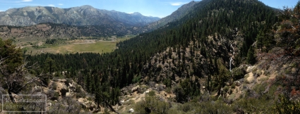 Leavitt Meadows (and Leavitt Falls), Sonora Pass