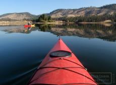 Kayaking Antelope Lake