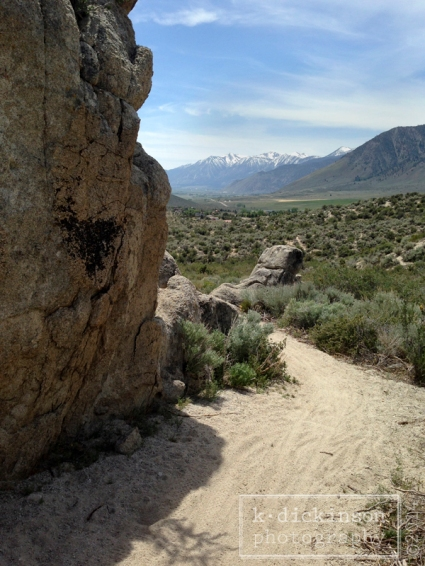 Clear Creek Trail, Carson Valley, Nevada
