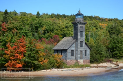 East Channel Lighthouse, Michigan