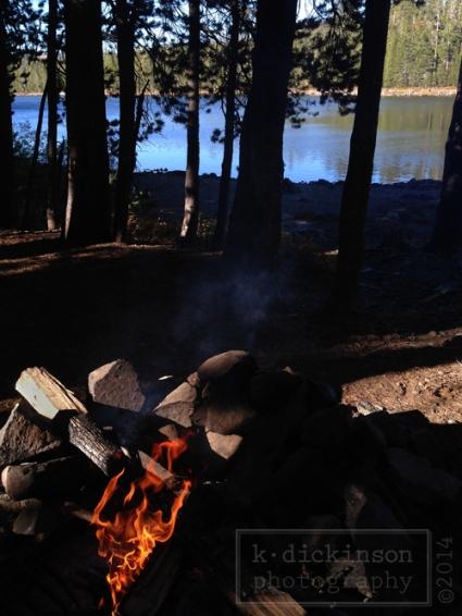 Snag Lake - Graeagle, California