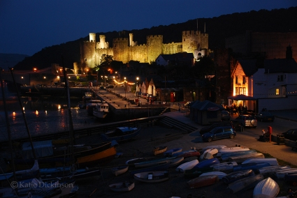 KDickinson Photography - Conwy Castle
