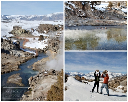 KDickinson Photography - Hot Creek Collage