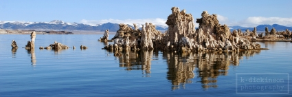 Tufa Pano, Mono Lake, California