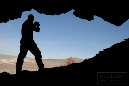 Tim in Cave 3
