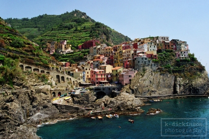 KDickinson Photography - Cinque Terre, Italy