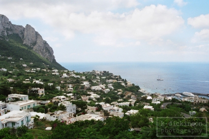 KDickinson Photography - Capri, Italy