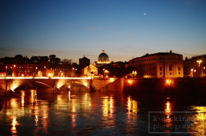 KDickinson Photography - Rome at Night