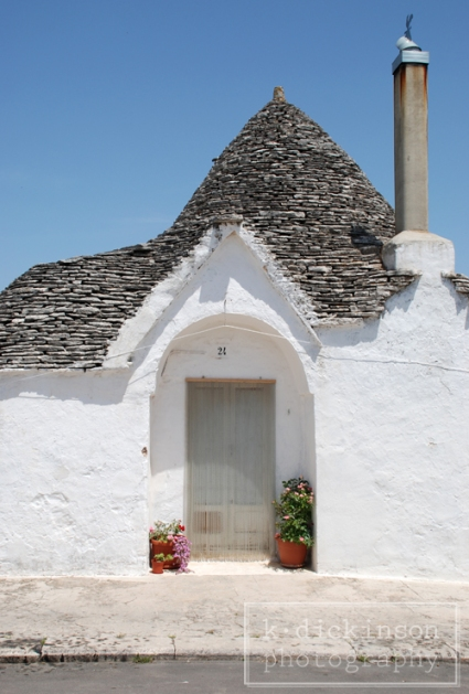 KDickinson Photography - Trulli House, Alberobello