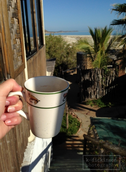 KDickinson Photography - Morning coffee in Cabo Pulmo