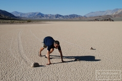 Dickie at Death Valley
