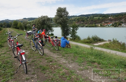Biking the Danube River