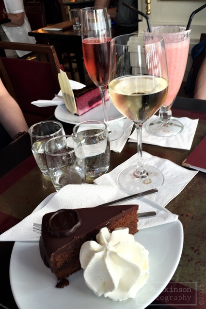 Sacher-Torte, Vienna