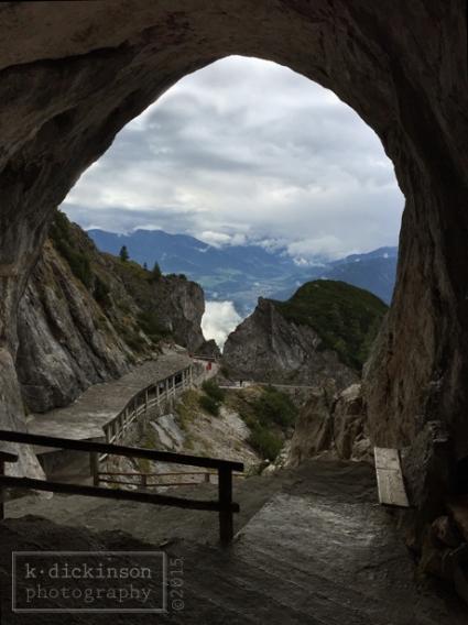 Werfen Ice Caves, Austria