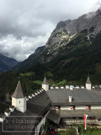 Werfen Castle, Austria
