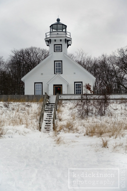 Mission Point Lighthouse, Traverse City, Michigan