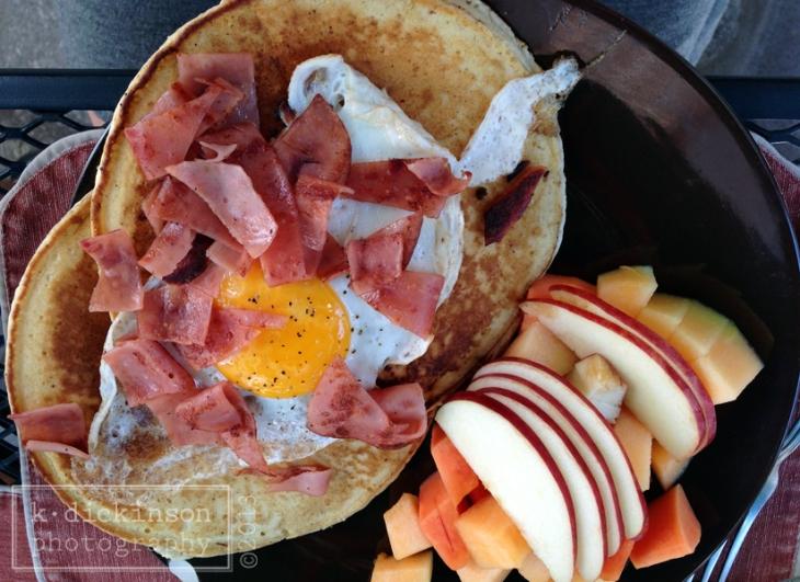 Breakfast in La Paz