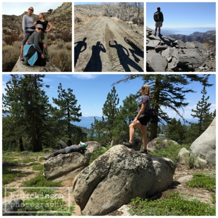 Hiking in Nevada