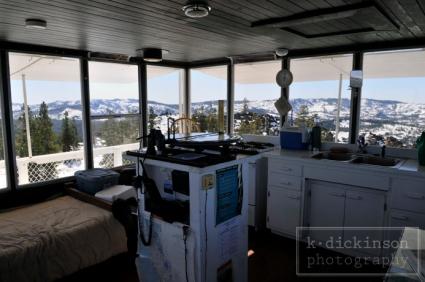 Mills Peak Lookout, Plumas County, CA