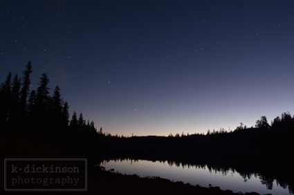 Snag Lake, California