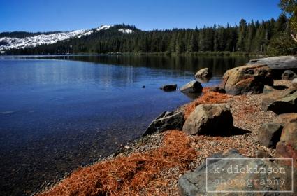 Gold Lake, Lakes Basin, CA