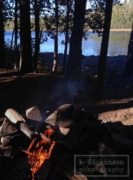 Snag Lake, northern, California