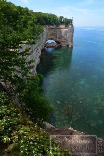 Grand Portal, Pictured Rocks National Lakeshore, Michigan