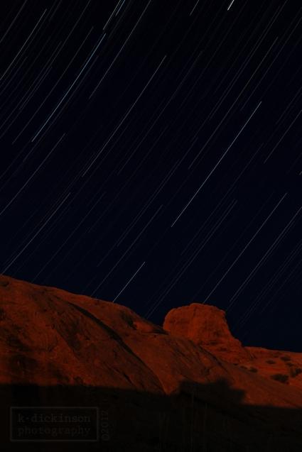 Moab Startrails