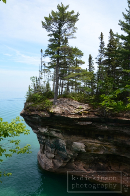 107 Pictured Rocks National Lakeshore
