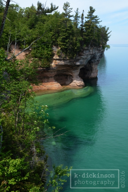 114 Pictured Rocks National Lakeshore