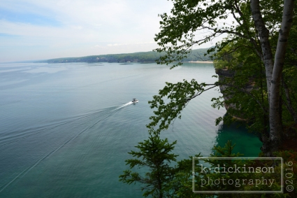 134 Pictured Rocks National Lakeshore