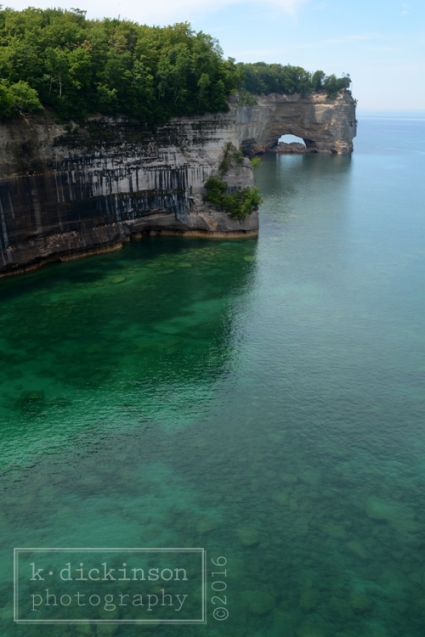 180 Grand Portal Point - Pictured Rocks National Lakeshore