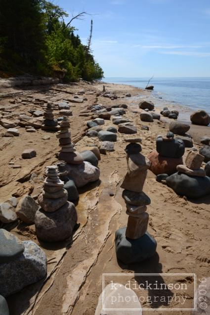 228 Mosquito Beach - Pictured Rocks National Lakeshore