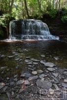 Rock River Falls - Upper Peninsula - Michigan