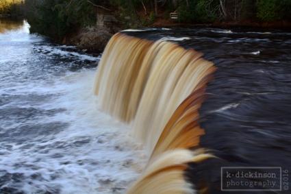 Tahqumenon - upper-falls