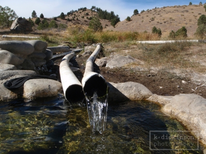 Carson River Hot Springs