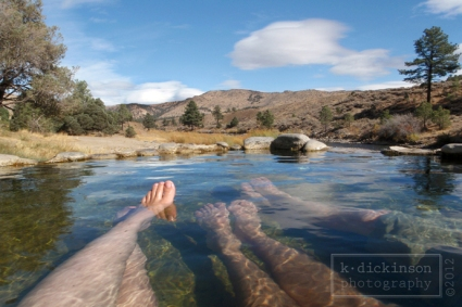 Carson River Hot Springs