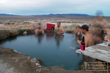 Spencer Hot Springs