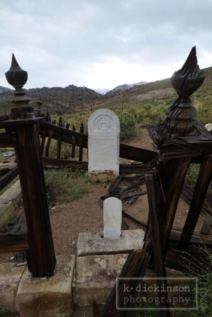 Benton Cemetery, Benton, California