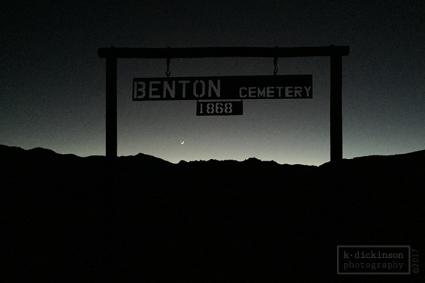 Benton, California