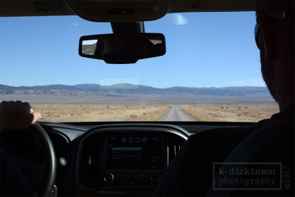 Antelope Crossing, Monitor Valley, Nevada